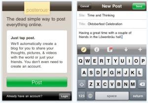 Posterous-iphone